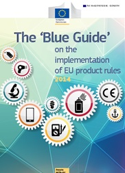 Preview of the new EU CE Marking Blue Book