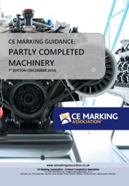 Partly Completed Machinery Guidance