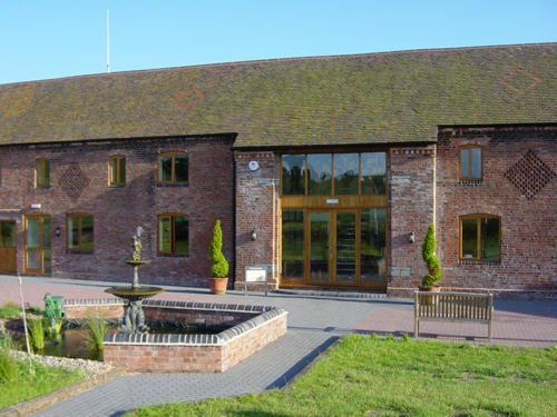 Our new offices at Wootton Park